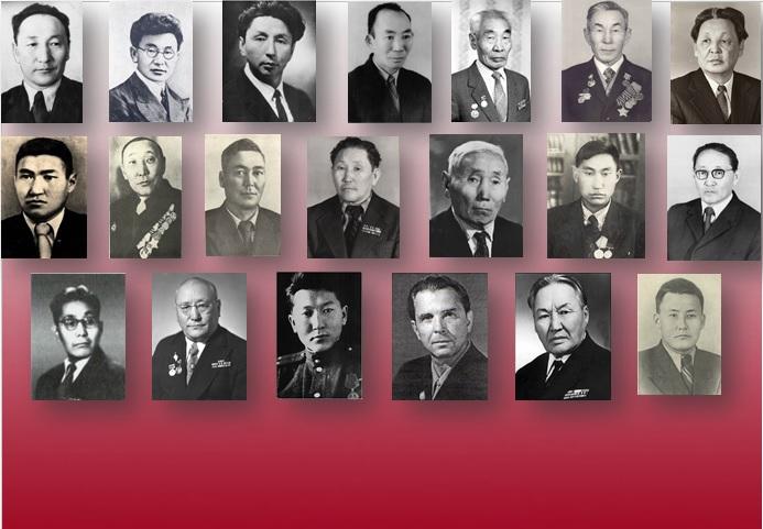 Тематическая подборка: Писатели Якутии - участники Великой Отечественной войны